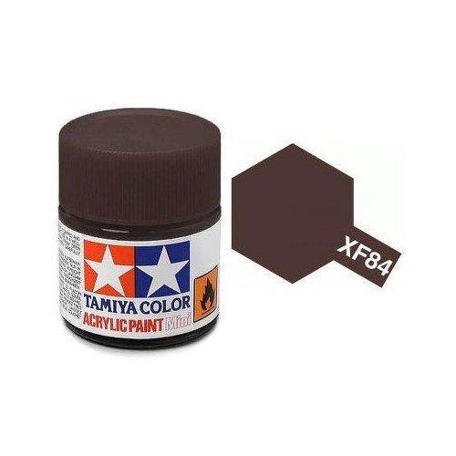 Farba akrylowa - XF84 Dark Iron matt / 10ml Tamiya 81784 (45074158)