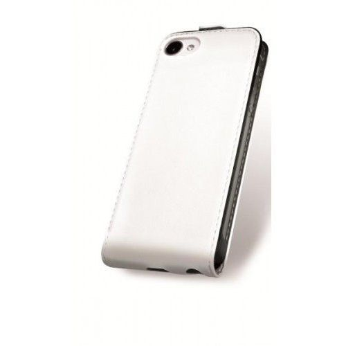 Etui OXO XFLIP5SCOLWH6 do Iphone 5S Flapcase Biały z kategorii Futerały i pokrowce do telefonów