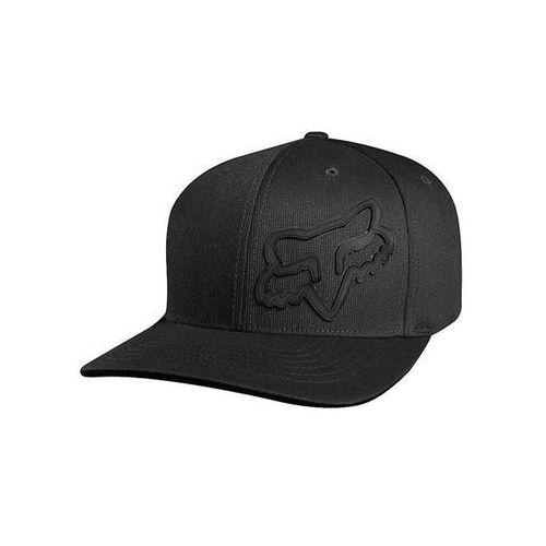 Czapka z daszkiem - signature black 001 (001) rozmiar: xs/s marki Fox