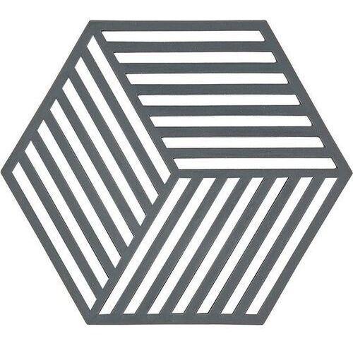 Zone denmark Podstawka pod gorące naczynia hexagon szara (5708760594252)