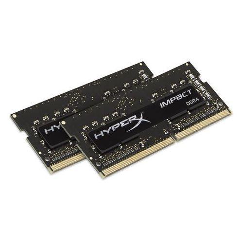KINGSTON 8GB 2400MHz DDR4 CL14 SODIMM (Kit of 2) HyperX Impact
