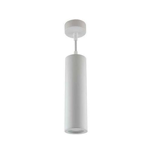 LAMPA wisząca WESPA 03248 Ideus minimalistyczna OPRAWA zwis tuba biała, 03248