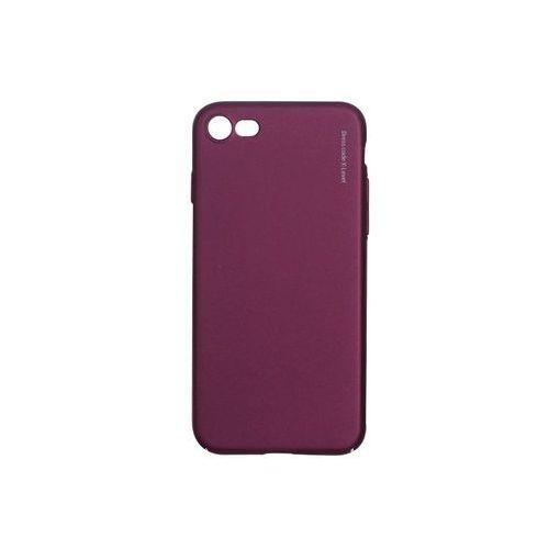 Apple iPhone 7 - etui na telefon X-Level Knight - Red Wine