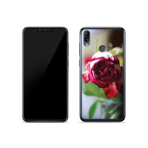 Asus Zenfone Max (M2) (ZB633KL) - etui na telefon Foto Case - pączek róży, ETAS837FOTOFT043000