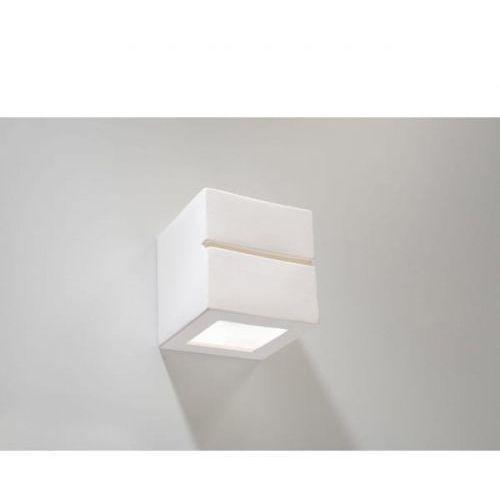 Leo Line Kinkiet Sollux Lighting SL.0230 15cm biały
