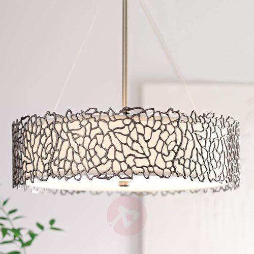 Lampa wisząca SILVER CORAL KL/SILCORAL/P/A - Elstead Lighting - Rabat w koszyku, kolor Srebrny