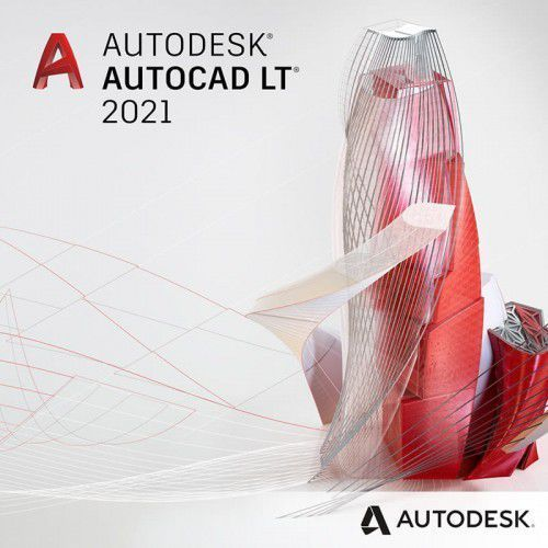 Autocad lt 2021 - licencja 1 rok marki Autodesk