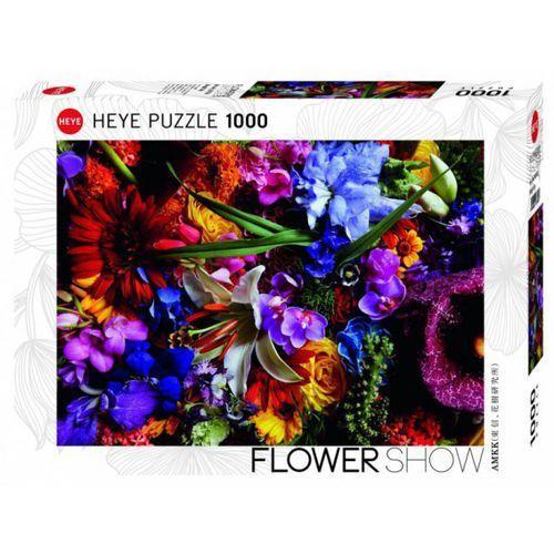1000 elementów lilie marki Heye
