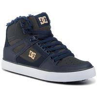Sneakersy DC - Pure High Top Wc Wnt ADYS400047 Navy/Grey(Ngh), w 6 rozmiarach