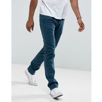 Levis Jeans 511 Slim fit Wood Lands Wash - Blue, jeansy