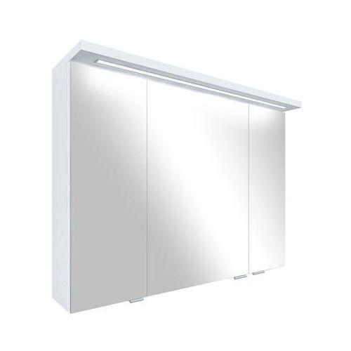 Szafka łazienkowa z oświetleniem ELIZA ASTOR (5907798025992)