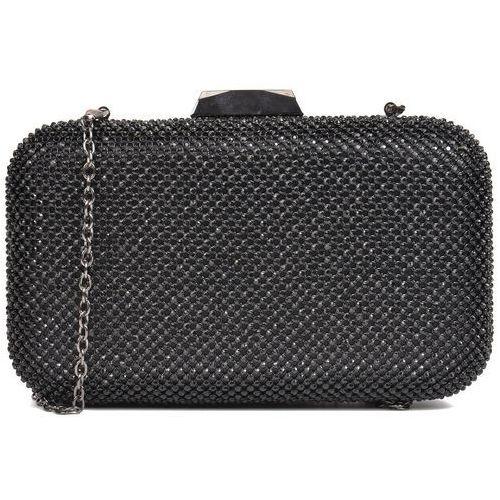 Mangotti torebka czarna, kolor czarny