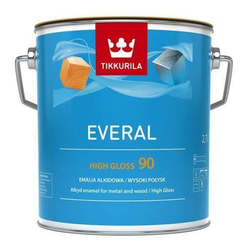 everal universal 90 biała / baza 2,7l marki Tikkurila