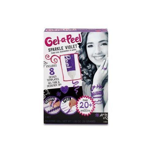 Mga Gel-a-peel zestaw podstawowy sparkle violet 542087 (0035051542087)