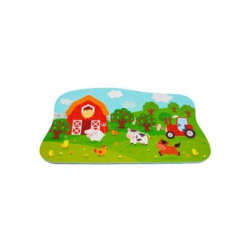 Bieco Mata/puzzle - Farma, 25-częsci (4005544096089)