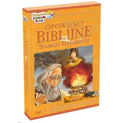 Opowieści Biblijne ze Starego Testamentu (box 4 płyt DVD)