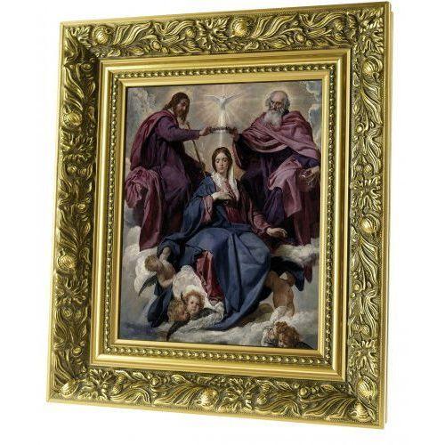 Obraz ceramiczny Koronacja Matki Bożej, ACH514