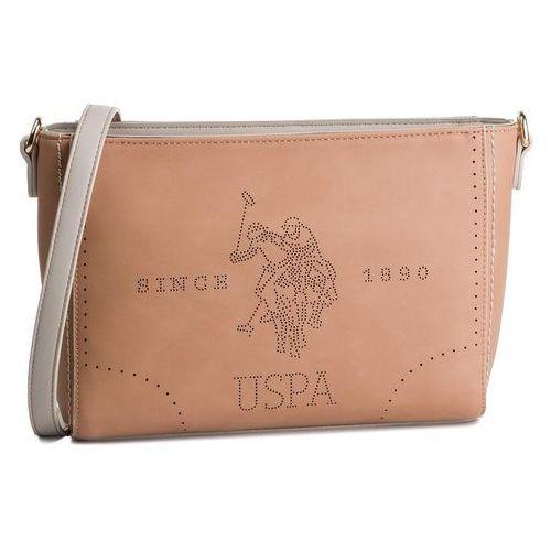 Torebka U.S. POLO ASSN. - Barrington Crossbody Bag BEUBA0394WVP/512 Camel