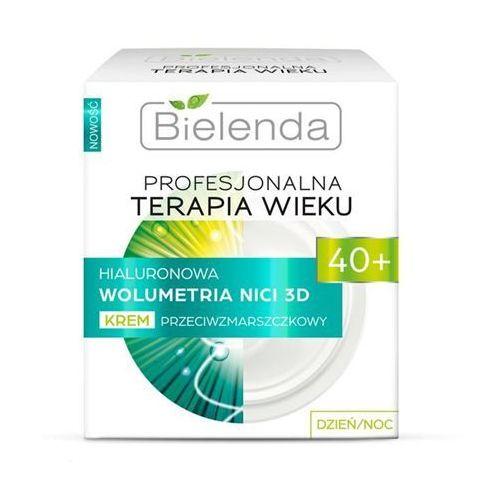 Bielenda Professional Age Therapy Hyaluronic Volumetry NICI 3D krem przeciw zmarszczkom 40+ 50 ml (5902169019334)