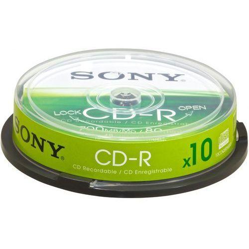 Sony Płyta 10cdq80sp (0027242852624)
