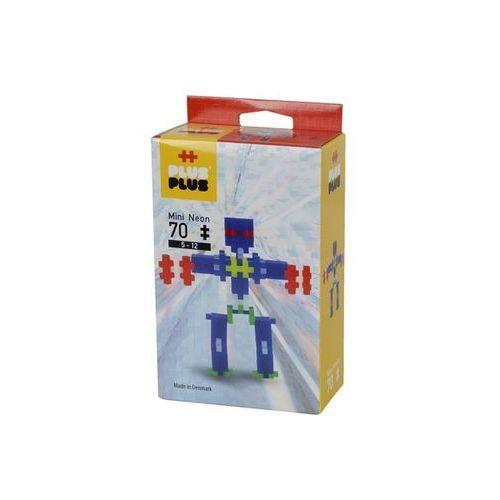 Klocki Plus Plus - Mini Neon - 70 szt. | ROBOT