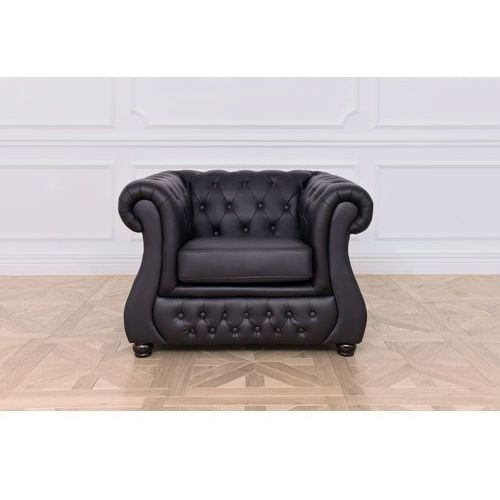 Fotel CHESTER LUX, 607-1 BLACK