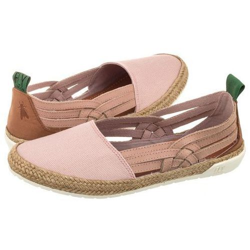 Espadryle FLY London Eeka Canvas Rose (Cord) P143960002 (FL224-b)