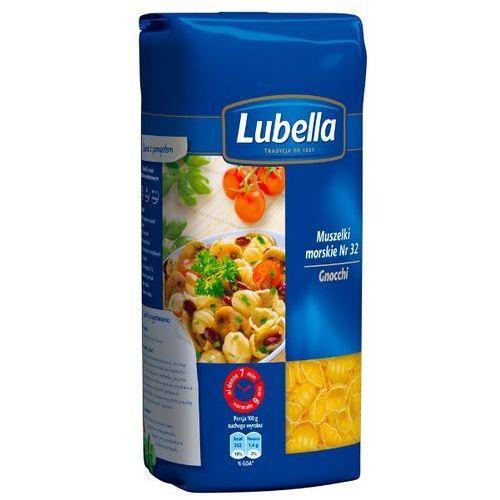 Lubella Muszelki morskie gnocchi makaron 400 g