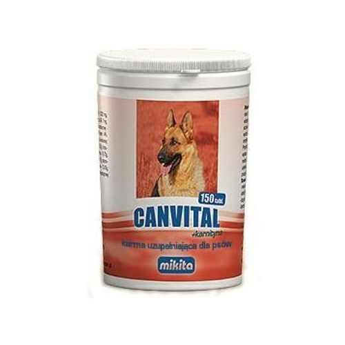 CANVITAL+KARNITYNA 150 tabl. (5907615400919)