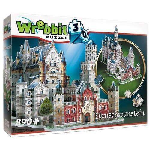 Tactic 890 el. zamek neuschwanstein 3d