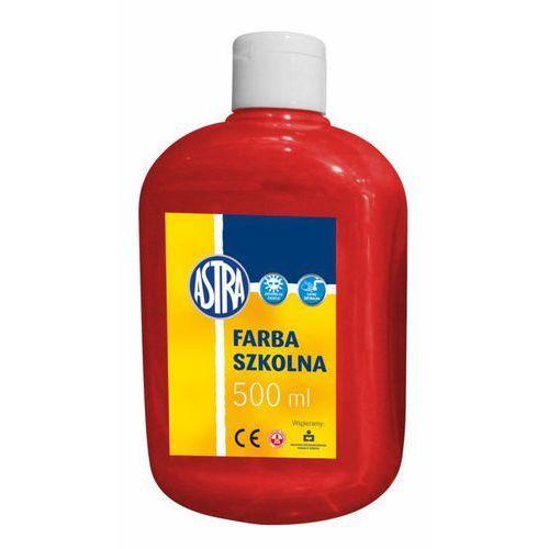 Farba plakatowa czerwona 500ml 834-921 marki Astra