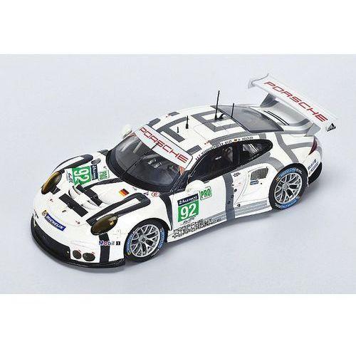 Porsche 911 RSR #92 P. Pilet/F. Makowiecki/W. Henzler LMGTE PRO Le Mans 2015 - DARMOWA DOSTAWA!