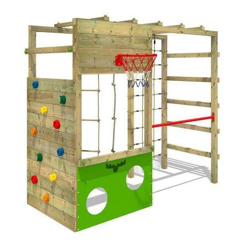 Plac zabaw do wspinaczki CleverClimber Club XXL - wieża wspinaczkowa