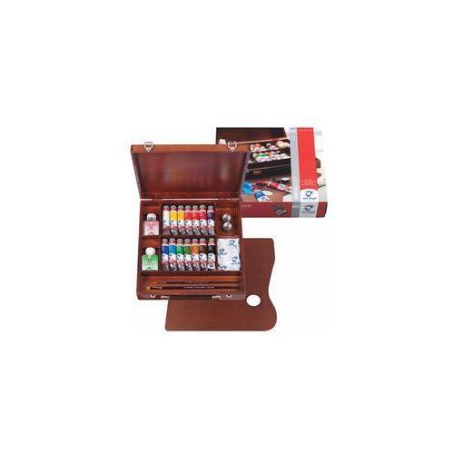 Talens  van gogh inspiration farby akrylowe box (8712079317997)
