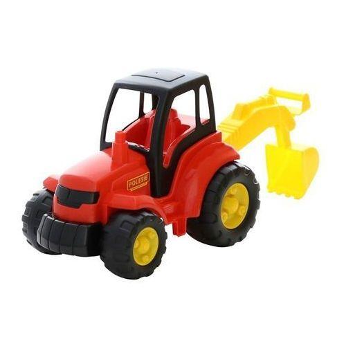 Wader-polesie Traktor z łopatą mistrz - polesie poland. darmowa dostawa do kiosku ruchu od 24,99zł