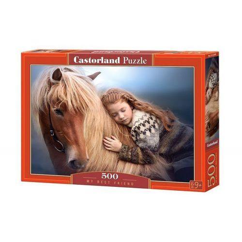 Castor Puzzle 500 el.: my best friend - . darmowa dostawa do kiosku ruchu od 24,99zł (5904438052899)