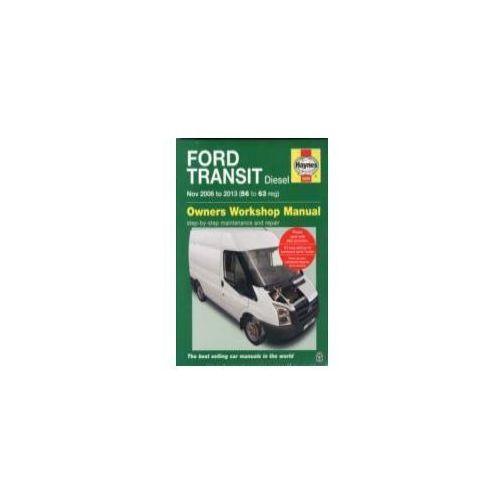 Ford Transit Diesel Service and Repair Manual, Haynes