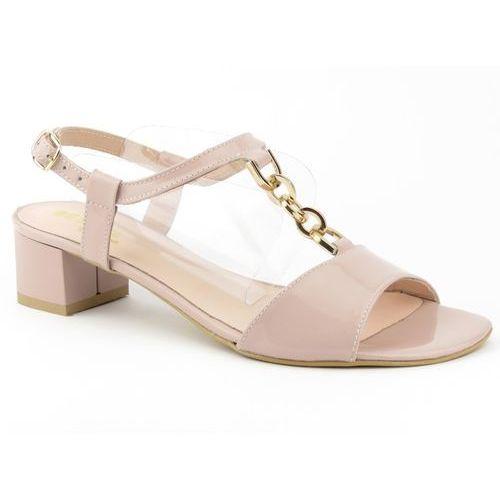 Sandały damskie 3079 - róż, Eksbut
