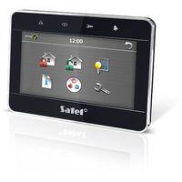 """Satel Int-tsg-bsb manipulator graficzny z ekranem dotykowym 4,3"""" czarny"""