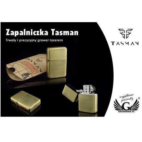 Zapalniczka Tasman Brass Sunrise - produkt z kategorii- Papierośnice i pudełka na cygara