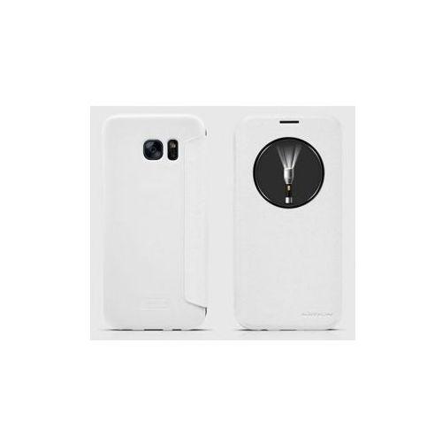 Nillkin Sparkle Galaxy S7 Edge White (Futerał telefoniczny)