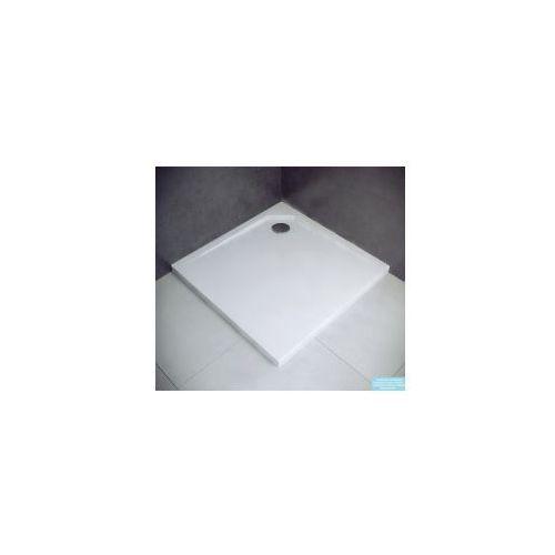 Besco acro brodzik kwadratowy 90x90x2, odlew mineralny marki Pmd piramida