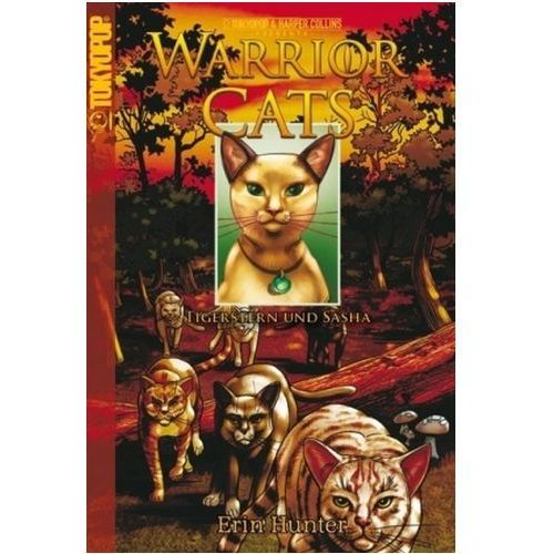 Warrior Cats, Tigerstern und Sasha (9783842000025)