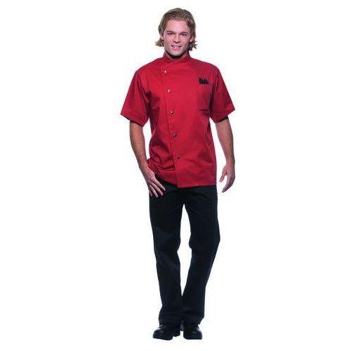 Bluza kucharska męska, rozmiar 56, w kolorze rdzy | , gustav marki Karlowsky