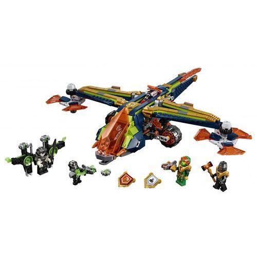 72005 X-BOW AARONA (Aaron's X-bow) KLOCKI LEGO NEXO KNIGHTS
