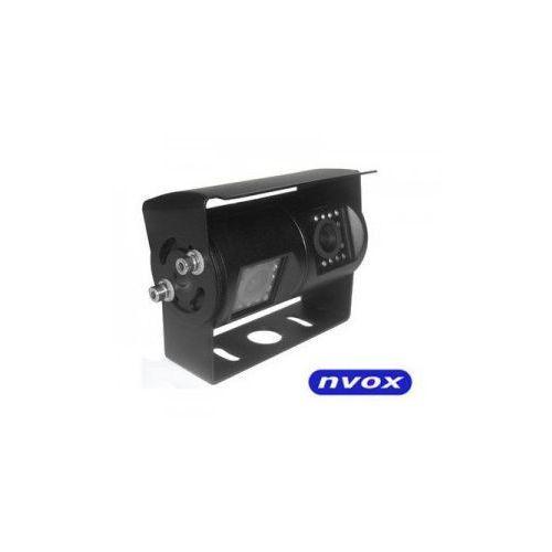 OKAZJA - NVOX Samochodowa podwójna kamera cofania 4PIN CCD 12V DARMOWA DOSTAWA DO 400 SALONÓW !! (5901867720955)