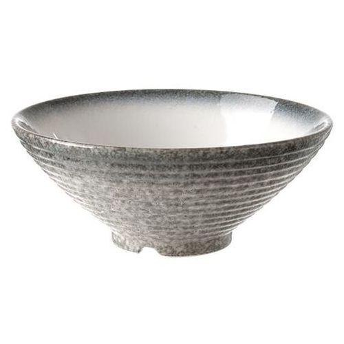 Miska stożkowa porcelanowa silk marki Fine dine