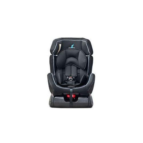 Fotelik samochodowy Scope Deluxe 0-25 kg Caretero (black), scope deluxe black