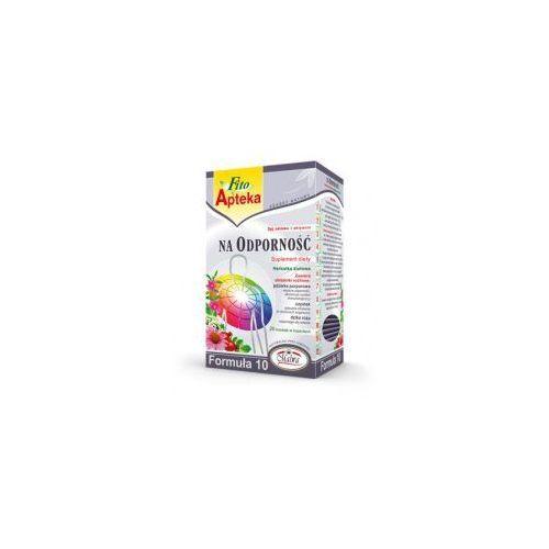 F10 na odporność herbata 20*2g marki Malwa