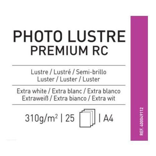 photo lustre 310g/m2 a4/25 najlepszy papier do druku tipa 2015 marki Canson